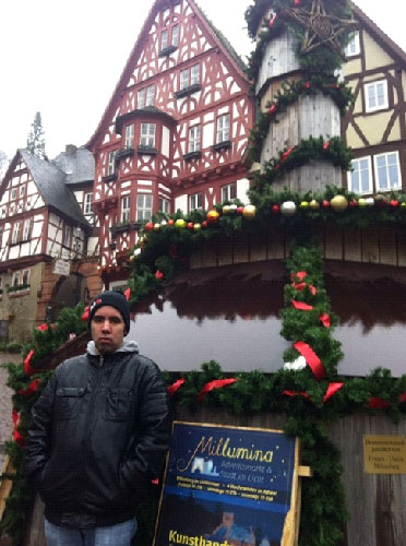 Christian Nebel in Miltenberg
